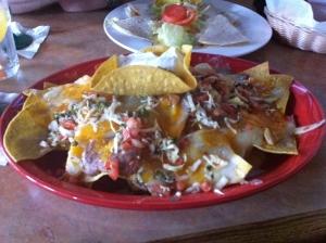 Acapulcos nachos