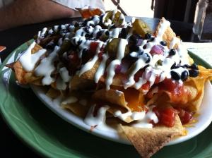 Bukowski Tavern nachos
