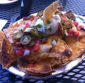 Hopyard nachos