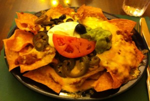 la paloma nachos