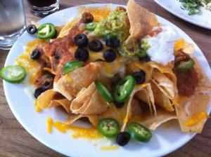 Old Pro nachos