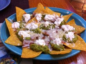 Pedro's nachos