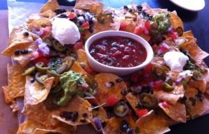 Rock Bottom nachos