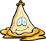 Smiling nacho